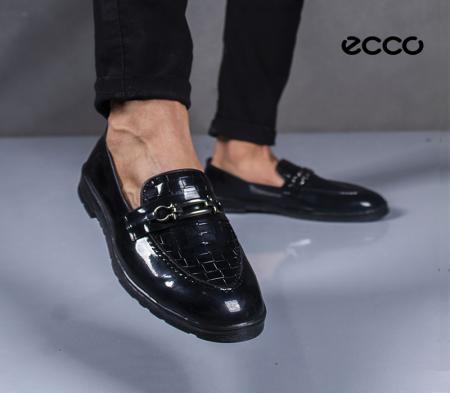 کفش مجلسی مردانه eccoمدل Borog