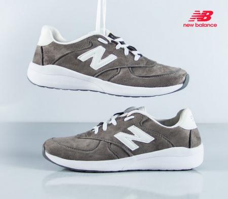 کفش مردانه New Balanc مدل Karno(طوسی)
