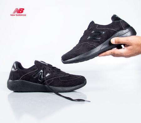 کفش مردانه New Balanc مدل Karno(تمام مشکی)